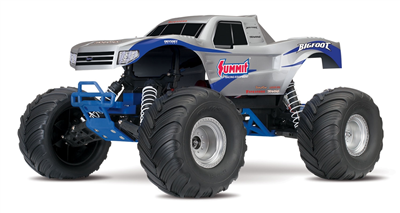 Traxxas BigFoot Monster Truck 1/10 2WD [DEMO]