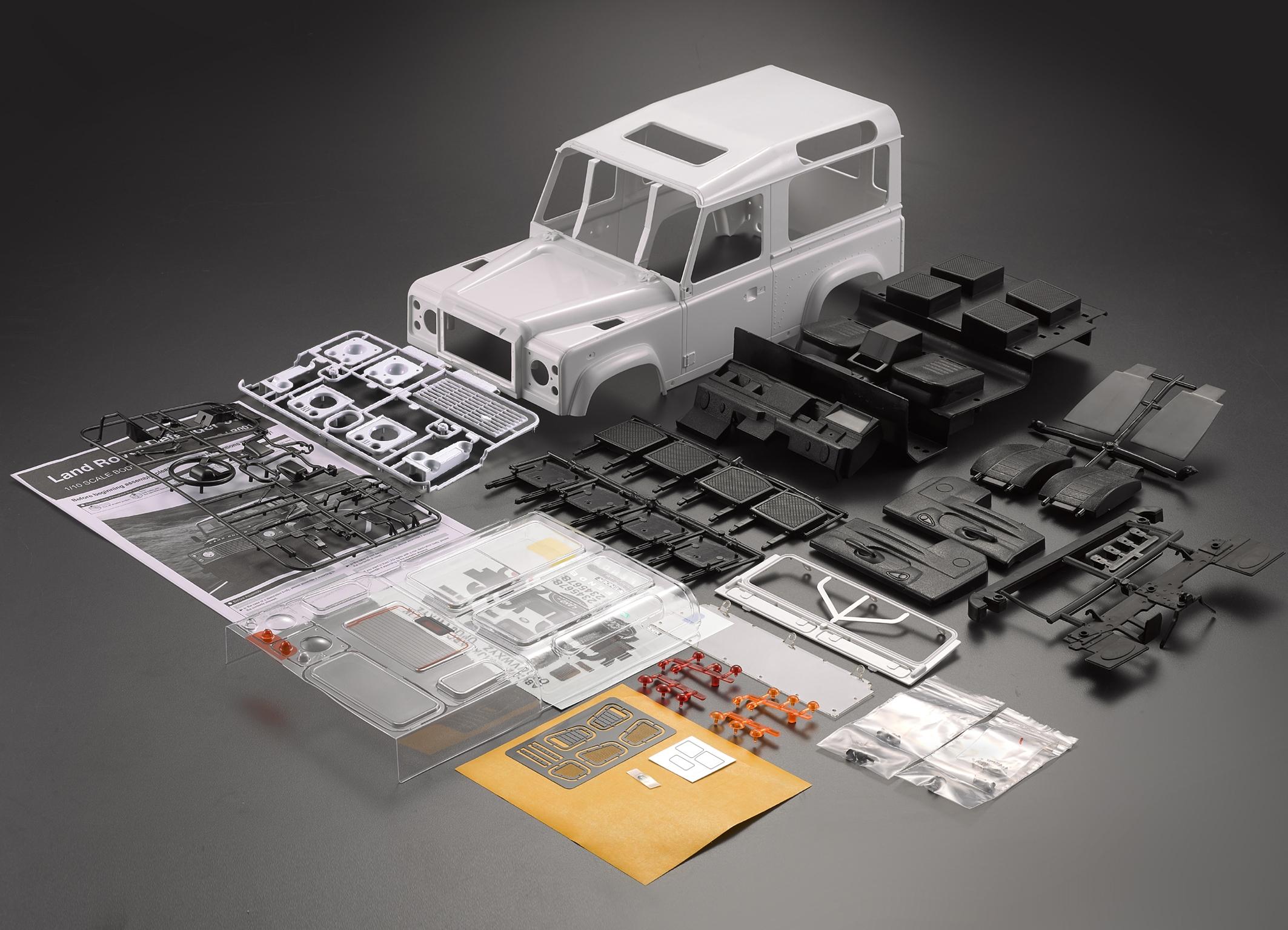 Matrixline Land Rover Defender 90 Karosseri