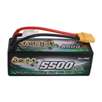 4s  5500mAh - 50C - Gens Ace XT90 Bashing Series