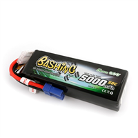 4s  5000mAh - 50C - Gens Ace EC5 Bashing Series
