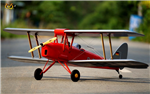 VQ Tiger Moth Red Version 1.4m GP/EP