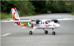 VQ DHC-6 Twin Otter Natural Air Version EP