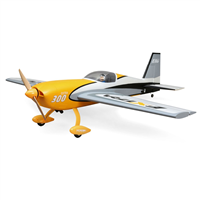 E-Flite Extra 300 3D 1.3m AS3X & SAFE Select BNF
