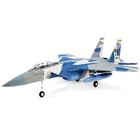 E-Flite F-15 Eagle 64mm EDF BNF AS3X SAFE Select