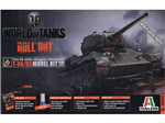 ITALERI 1:35 - World of Tanks - T-34/85 Limited