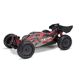 ARRMA Typhon 6s BLX BL 4WD Buggy Red/Grey - RTR