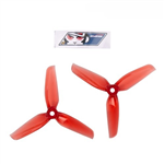 Gemfan Windancer Durable 3 Blade 4032 Clear Red