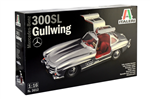 ITALERI 1:16 - Mercedes Benz 300 SL Gullwing