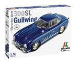 ITALERI 1:24 - Mercedes Benz 300 SL Gullwing