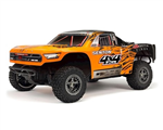 ARRMA Senton 3S BLX 4WD Brushless SC RTR Orange