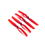 HQ Micro Prop 65MM Red (5CW+5CCW) 1.5mm Shaft