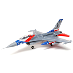 E-Flite F-16 Falcon 64mm EDF BNF AS3X SAFE Select