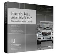 Franzis Mercedes-Benz G-Class Adventskalender