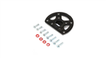 HBZ3227 Motor Mount with Screws, Carbon Cub S+