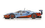 Scalextric Ford GT GTE - Gulf Edition