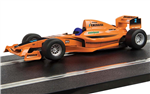 Scalextric Start F1 Racing Car-Team Full Throttle