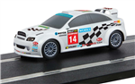 Scalextric Start Rally Car - Team Modified