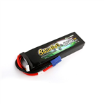 3s  6500mAh - 60C - Gens Ace EC5 Bashing Series