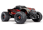 Traxxas Maxx 4x4 Brushless 55cm RTR Red