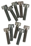 OS-79871140 Hex Head Screw M3.0x12 (10pcs)