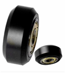 Creality CR-10 Roller Guide Wheels w/bearing 1stk