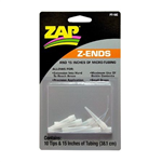 Zap Z-End Extended Glue Tips