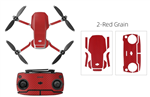 Stickers for DJI Mavic Mini - Carbon Red