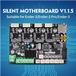 Creality 3D Silent 1.1.5 Mainboard - Ender 3 Pro