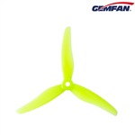Gemfan Hurricane 3 Blade 51433 Clear Yellow