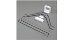 E-Flite Wire Mounting Set for Carbon-Z Cessna 150