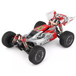 WLToys Buggy RSR 144001-Red 1/14 4WD - Komplett