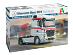 ITALERI 1:24 - Mercedes-Benz MP4 Big Space