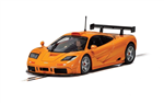 Scalextric McLaren F1 GTR - Papaya Orange