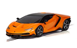 Scalextric Lamborghini Centenario - Orange