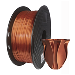 Anet PLA 1.75mm 1kg - Silk Copper