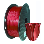 Anet PLA 1.75mm 1kg - Silk Red