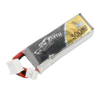 2s   300mAh - 75C - Gens Ace Tattu HV PH2.0