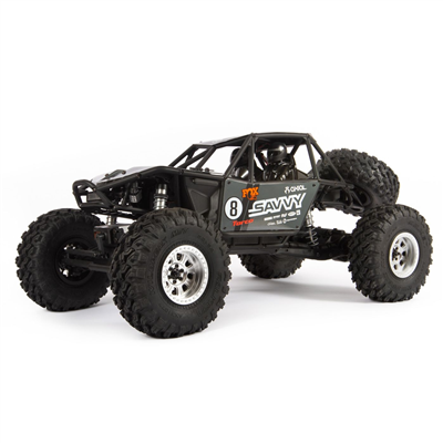Axial RR10 Bomber Savvy Grey 1/10 4WD - RTR