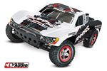 Traxxas Slash 1/10 RTR With OnBoard Audio - White