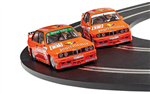 Scalextric Legends BMW E30 M3 - Jägermeister Twin