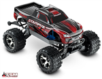 Traxxas Stampede 1/10 4x4 VXL TSM RTR - Red
