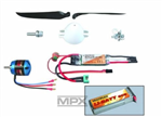 MPX-333651 EasyGlider Pro Power Set m/Batteri