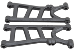 RPM-80842 Rear A-Arms for Arrma Typhon 3s - Black