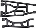 RPM-82352 X-Maxx Upper & Lower A-Arms - Black