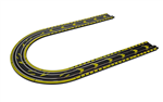 Scalextric G8045 - Straights and Curves - 10stk