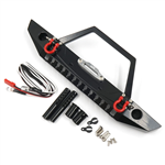 Yeah Racing Alloy Front Bumper w/LED
