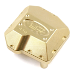 Yeah Racing Brass 41g Diff Cover for SCX10 III