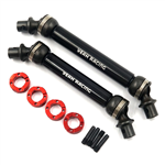 Yeah Racing HD Steel Front&Rear Center Shaft Set
