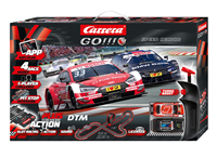 Carrera Bilbane - DTM Speed Record GO!!! Plus