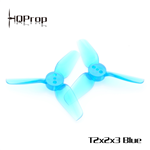 HQ Durable Prop 2X2X3 Blue (2CW+2CCW)